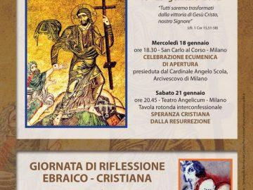 L'apertura con il Cardinale e la tavola rotonda all'Angelicum
