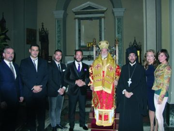 In Santa Maria Podone l'attesa della comunità ortodossa greca
