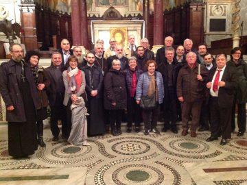 Il Consiglio delle Chiese Cristiane di Milano a Roma