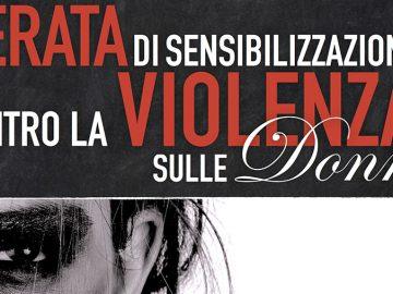 Serata di sensibilizzazione contro la violenza sulle donne